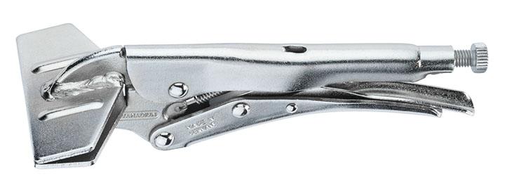 Welder/'s Steel Metal Welding Vise Pliers Locking Grip Tension Vice Hand Clamp