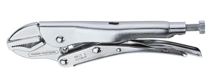 Pull Grip Pliers >> Locking Pliers